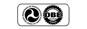 DBE Certified with the Ohio Department of Transportation