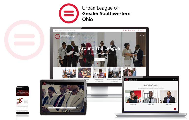 Web Design for Urban League